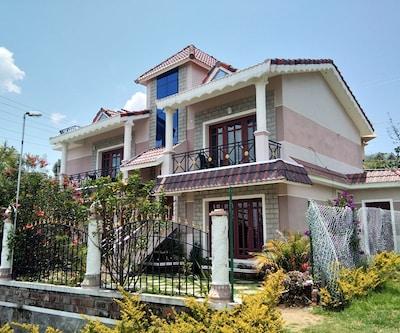 The Garden Cottage,Kodaikanal