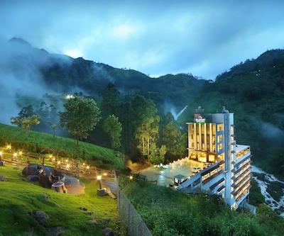 Blanket Hotel & Spa,Munnar