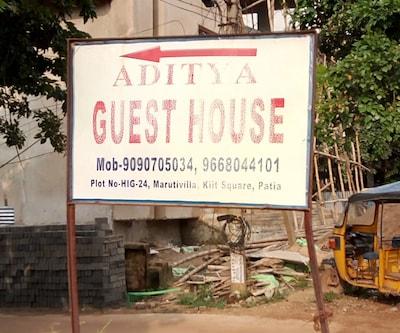Aditya Guest House,Bhubaneshwar