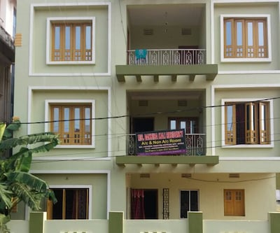 Dakshina Kali Residency,Bhubaneshwar