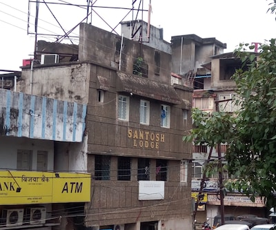 Santosh Lodge, Ashok Nagar,