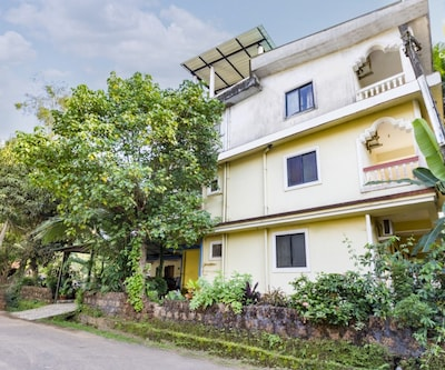 Comfortable stay in a 1BHK apartment, 750 m from Benaulim Beach,Goa