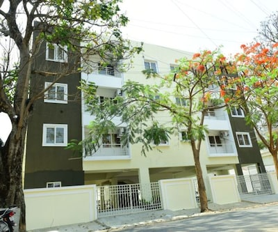 Lifestyle Service Apartments,Bangalore