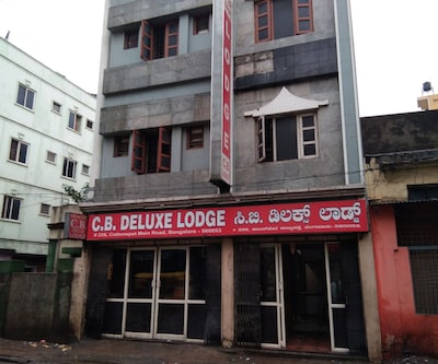 C.B Deluxe Lodge,Bangalore
