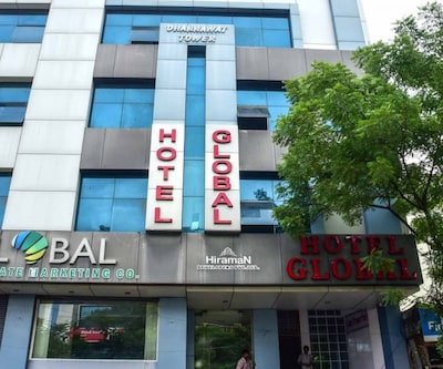 Hotel Global Inn,Udaipur