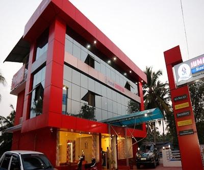 Jumayira Residency,Kovalam