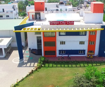 Green City Service Apartments,Visakhapatnam