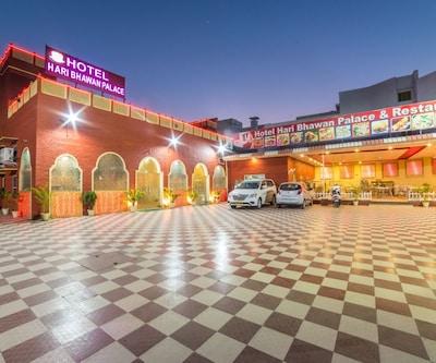 Hotel Hari Bhawan Palace,Bikaner