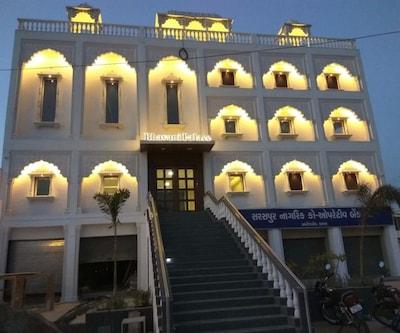 Hotel Bhavani Palace,Ahmedabad