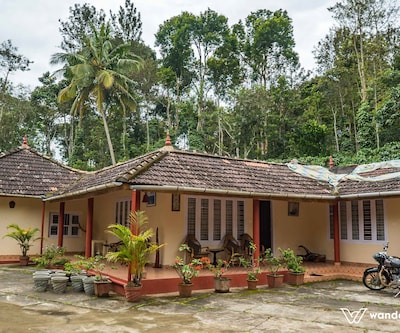 At Green Peppers- A wandertrails stay,Coorg