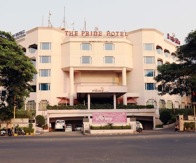 The Pride Hotel Nagpur (CWT), none,
