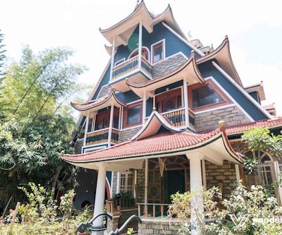 Bamboo Villa - A Wandertrails Stay,Wayanad