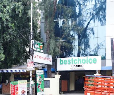 Treebo Sr Residency,Chennai