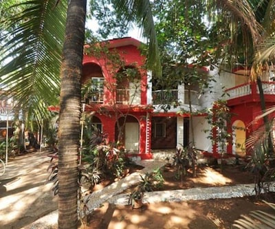 Tropicano Beach Resort,Goa