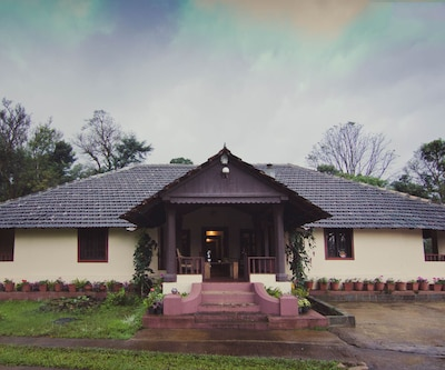 Bungalow 1934 - A Wandertrails Showcase,Coorg