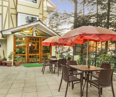 Cosy room with a stunning view, ideal for a couple,Shimla