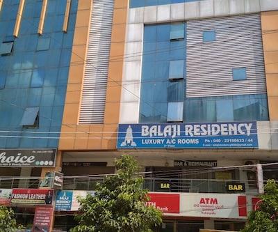 Balaji Residency,Hyderabad