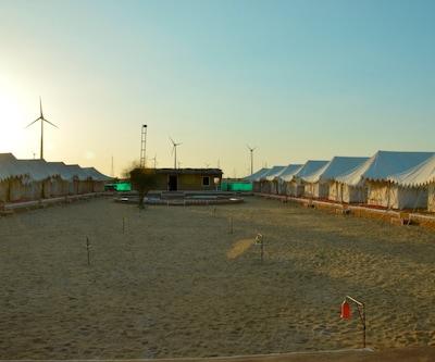 SAND VOYAGES CAMP,Jaisalmer