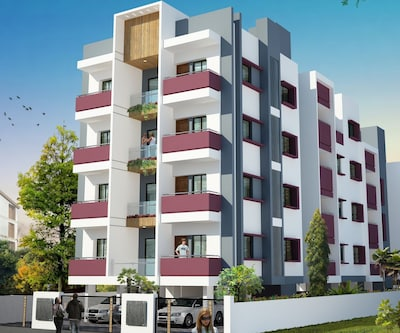 Opal Apartments Suites,Aurangabad