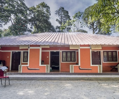 Eco-friendly 4-BR cottage amid a tropical forest,Wayanad