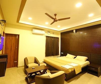 Hotel D inn,Pondicherry