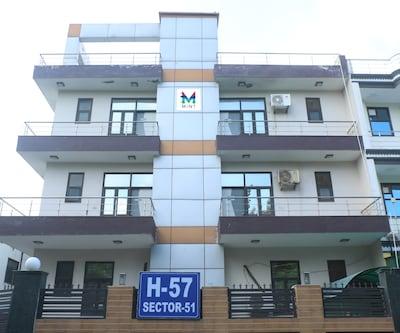 Mint Marbella Suites,Noida