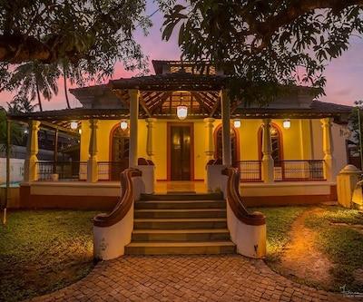 Casa Feliz,Goa