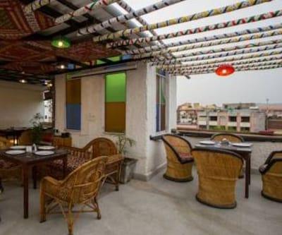 Hashtag Hostel,Jaipur