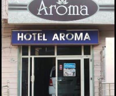 Hotel Aroma,Agra