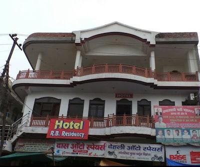Hotel R B residency,Agra