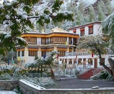 Rimo Hotel,Leh