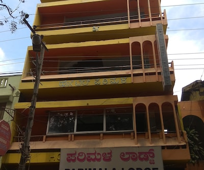 Parimala Lodge, Krishna Vilas Road,