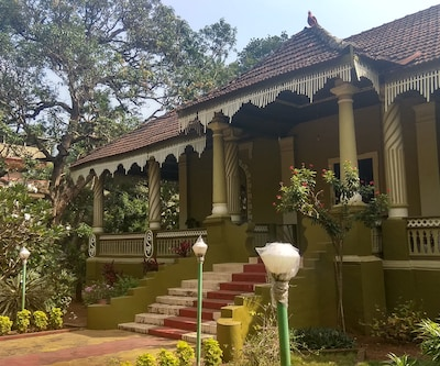 Cottage Green,Goa