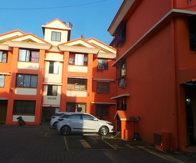 Holiday Apartments Goa NK 10 Benualim, Benaulim,