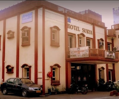 Hotel Surya,Agra