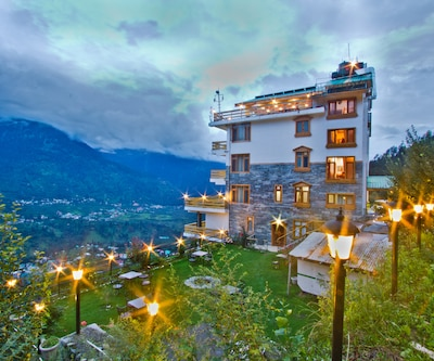 Vivaan The Sunrise Resort, Kanyal Road,