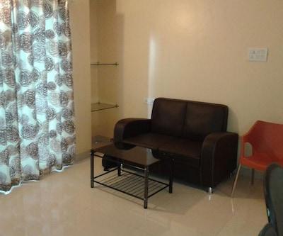Bharati Service Apartment,Pune