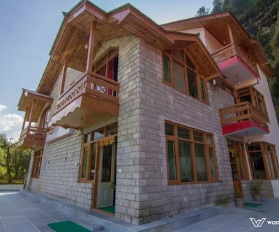 Princess Villa-A Wandertrails Stay,Manali