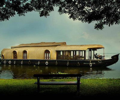 Watersprite�Houseboat,Alleppey