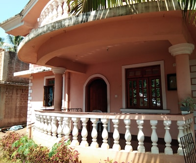 Nk Holiday apartment sernabatim,Goa