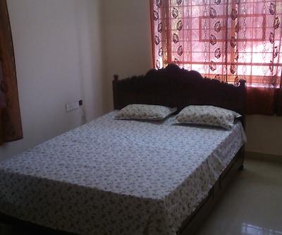 2 BHK Apartment AC,
