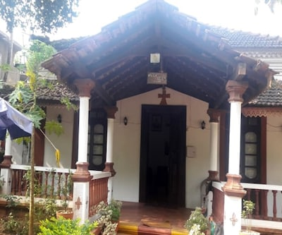 Portuguese Styled Villa Near Anjuna Beach,Goa