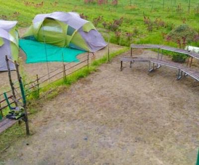 Campper Farm Fresh Camping,Wayanad
