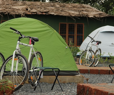 Campper Jungle Edge Camping,Wayanad