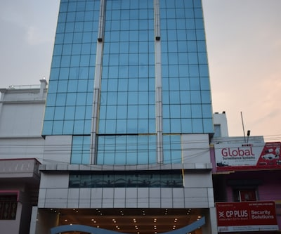 Hotel Aksharadha,Pondicherry