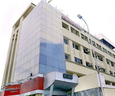 Hotel Krishnalila Regency, Lake Palace Road,