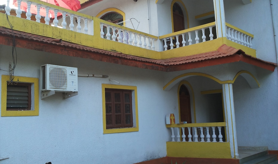 The Sundance Villa, Candolim,