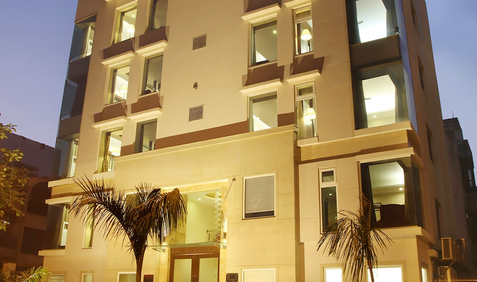 A & M Ressidency, Pitampura,