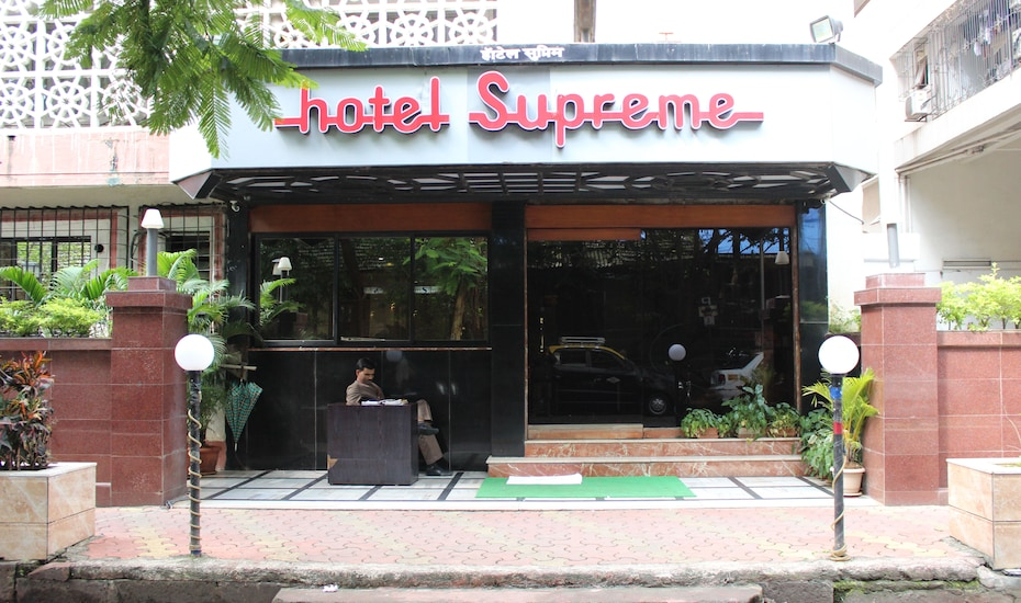 Hotel Supreme (WI-FI Enabled), Cuffe Parade,