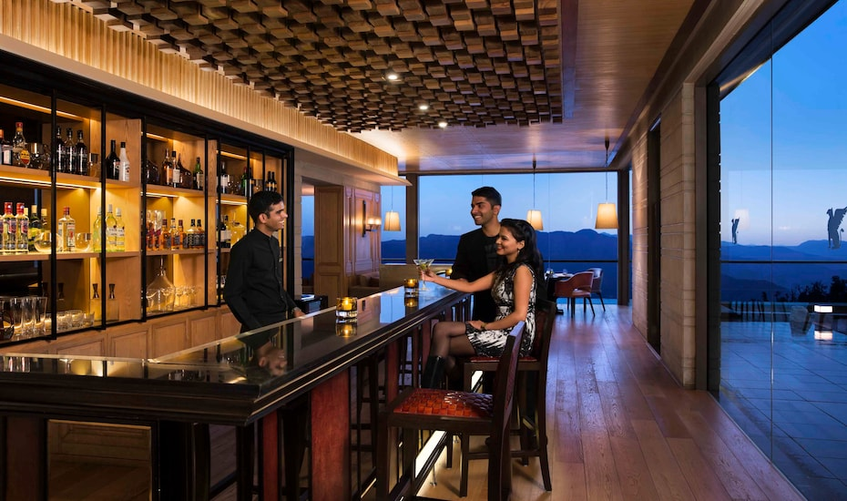 JW Marriott Mussoorie Walnut Grove Resort & Spa, Kempty Fall Road,